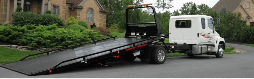 Jerr-Dan Wreckers & Self Loaders   TLC Truck